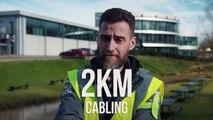 VÍDEO: ¿Qué llevan junto a los coches de F1 a cada carrera?