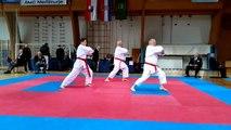 Karate Klub Mars - Grand Prix Medimurja 2017 Veterans Team Kata