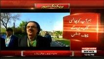 Supreme Court Bans Dr Shahid Masood's program for three months