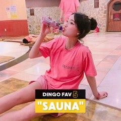 "[DINGO FAV5] JJIMJILBANG ""SAUNA"" CULTURE"
