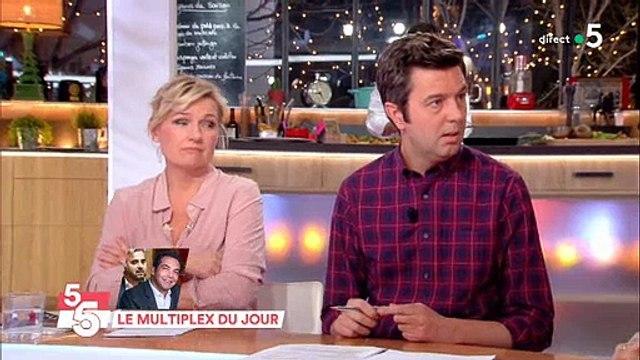 Jean-Michel Apathie se paye Alexis Corbière et la France Insoumise après le clash avec Charline Vanhoenacker - Regardez