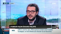 Président Magnien ! : L'humour façon Edouard Philippe - 20/03