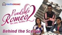 Roadside Romeo 2 - Behind the Scenes   Working Stills   Luverneash Mgr   MediaDreamz