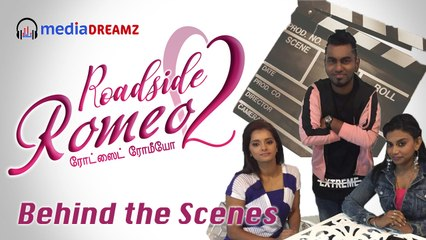 Roadside Romeo 2 - Behind the Scenes | Working Stills | Luverneash Mgr | MediaDreamz