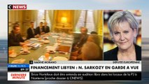 Nicolas Sarkozy en garde à vue : Furieuse, Nadine Morano raccroche au nez de Pascal Praud sur CNews