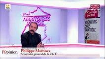 Muriel Pénicaud – Chômeurs: «Ce n'est pas du contrôle bureaucratique, mais humain»