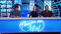 """Crystal Alicea Auditions for Idol With Sam Smith's """"Lay Me Down"""" - American Idol 2018 on ABC"""