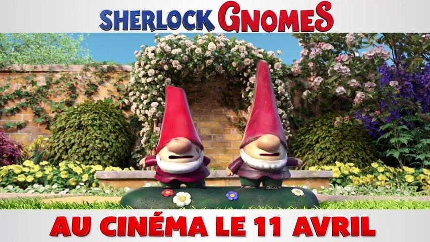 SHERLOCK GNOMES - Spot _La Plus Grande Aventure_ (VF) [au cinéma le 11 avril 2018] [720p]