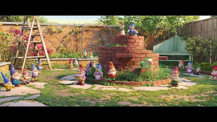 SHERLOCK GNOMES 3 New Movie Clips ! ✩ Animation, Kids, Johnny Depp (2018) [720p]