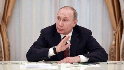 La nouvelle confrontation Est-Ouest, priorité diplomatique de Poutine IV
