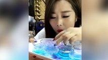 El último reto viral chino te dejará loco: 'Como hielo'