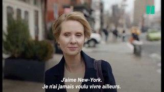 Cynthia Nixon Miranda dans Sex and the city se pre