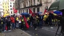 Lavoratori di Italiaonline al ministero dello Sviluppo Economico