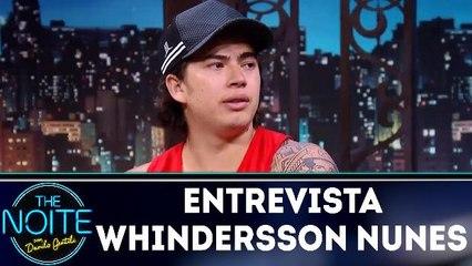 Entrevista com Whindersson Nunes 20.03.18