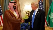 Saudi Crown Prince Mohammed Bin Salman To Meet With Donald Trump