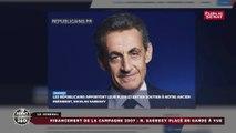 Nicolas Sarkozy placé en garde à vue : les réactions au groupe LR du Sénat