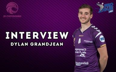 L'interview avec Dylan GRANDJEAN