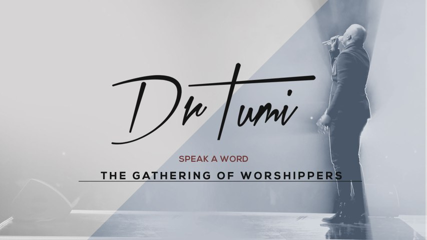 Dr Tumi - Speak A Word