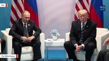 Trump Reportedly Congratulated Putin On Re-Election Victory