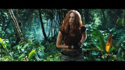 Jumanji - Welcome to the Jungle (2017) trailer 2