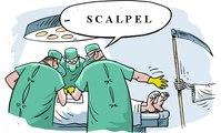Bande dessinée adulte CLINIQUE part1 de l'Hôpital d'Horreur