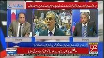 Rauf Klasra Made Criticism On DR. Waqar Masood