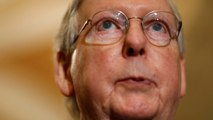 Mitch McConnell Says Robert Mueller 'Should Be Allowed To Finish'