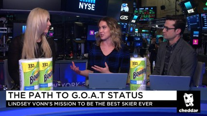 Lindsey Vonn: The Path to G.O.A.T Status