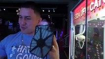 Star Wars Claw Machine Wins!!