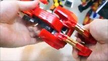 헬로카봇 아티 트루 스카이 댄디 프론 경찰차 변신 5종 터닝메카드 장난감 Hello Carbot Transfomer Robot Car Mecard Toy - 퍼플토이박스
