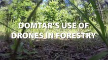 The Future of Forestry: Domtar's Use of Drones
