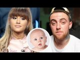 Ariana Grande Pregnant With Mac Miller Baby? | Hollywood Buzz