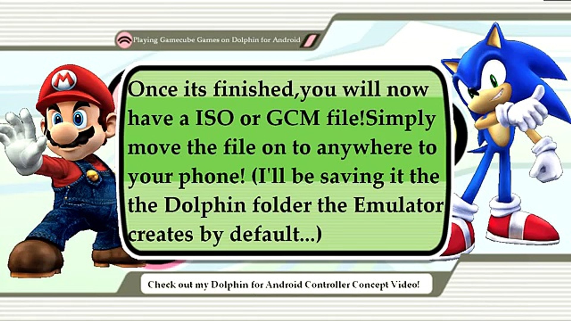 How To Use Gamecube Roms On Dolphin Android Outdated Read Discription Video Dailymotion