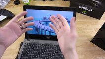 Acer C720-3404 11.6-Inch Chromebook (Intel Core i3, 4 GB) Granite Gray Unboxing!
