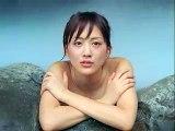 Ayase Haruka - POCARI SWEAT - onsen