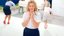 """Crocs """"The Musical"""" Commercial with Drew Barrymore"""