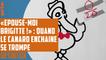 «Épouse-moi Brigitte !» : quand le Canard Enchaîné se trompe ! - DÉSINTOX - 22/03/2018