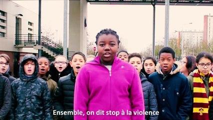 """""""J'ai dit stop""""- Collège César Franck AMIENS"""