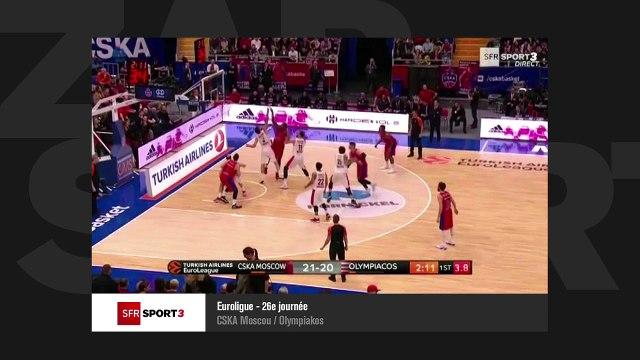 Le Zap Sports.fr du 22 mars