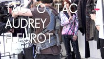 INTERVIEW TAC-O-TAC avec AUDREY FLEUROT ! I Une Exclu ELLE Girl TV !