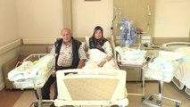Üçüz Bebeklerine Recep, Tayyip, Erdoğan İsmi Verdiler