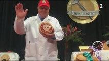 Pyrénées-Atlantiques : l'Esquirrou, élu meilleur fromage du monde