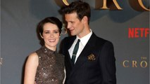 """Producers Of 'The Crown' Apologize To Claire Foy And Matt Smith For """"Media Storm"""""""
