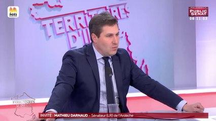 """Mathieu Darnaud : """"On veut toucher à l'essence même du parlementarisme"""""""