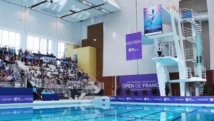 Duos libres & duos libres mixtes Open de France de natation artistique - FINA World Séries 2018