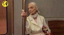 Les inconnus du métro : Lily, grande dame du métro bruxellois