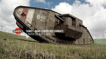 Tanks - Dans l'enfer des combats - Bande-annonce