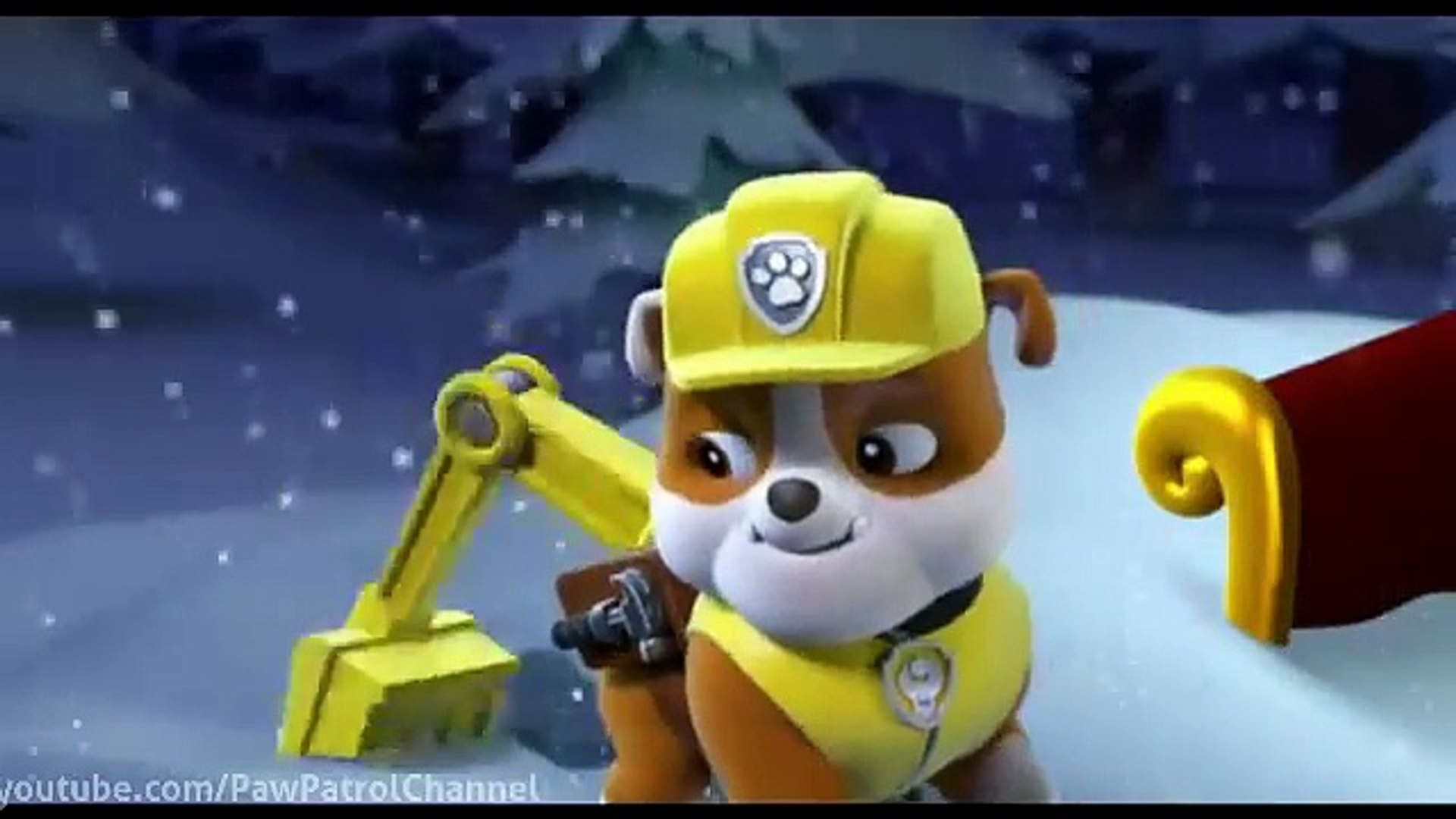 Pups Save Christmas.Paw Patrol S01e23 Pups Save Christmas Full Episode