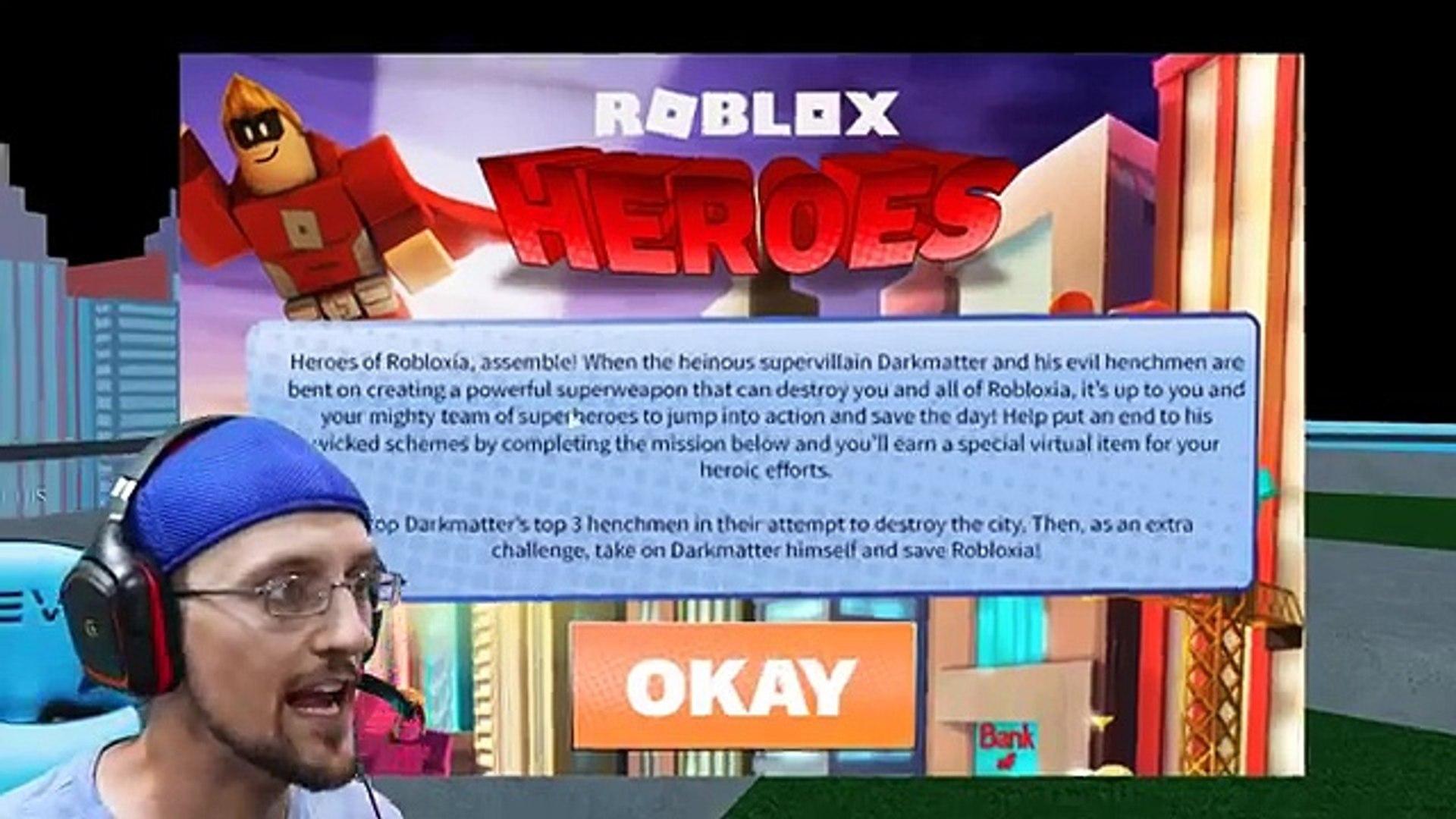 Roblox Vs Bad Baby Shawn Fgteev Super Heroes Of Robloxia Gym
