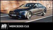 2018 Mercedes-AMG CLS 53 4Matic+ - ESSAI : le meilleur des mondes ?
